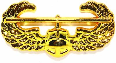 US Army The Air Assault GOLD Wings Pin Badge The Air Assault Pin (Assault Pin)
