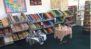 Interested in learning patchwork, quilting & sewing? Shearwater Latrobe Area Preview