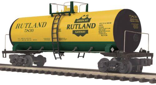 MTH Premier 20-96086 Rutland Tank Car O-Gauge NOS