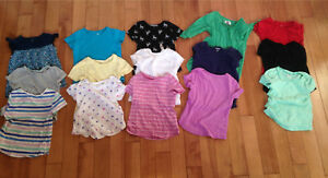 Girls size 5 summer clothes-27 pieces