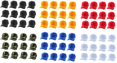 Baseball Hats / Caps - Dozen and 5 pack - Wholesale pricing - Whole Sale Hats