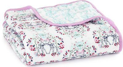 Aden + Anais DISNEY BABY DREAM BLANKET BAMBI 100% Cotton Mus