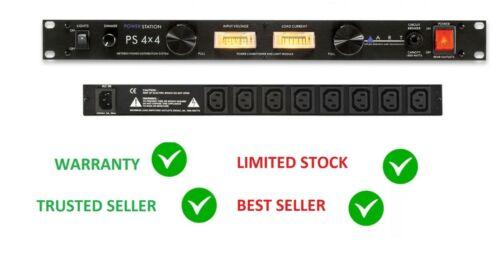ART PS4X4 POWER DISTRIBUTION SURGE SPIKE RFI EMI FILTERING 19