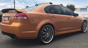 2009 HOLDEN COMMODORE MY10 VE SV6 SIDI V6 6 SPEED SPORTS AUTO Mayfield East Newcastle Area Preview