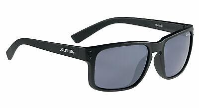 Alpina Sportbrille Kosmic Ceramic Mirror black matt