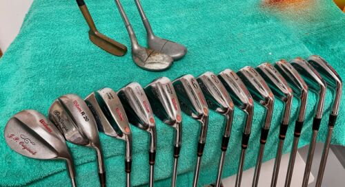 Rare Wilson Staff Blades: 1-SW & Collector Putters NICE L@@K