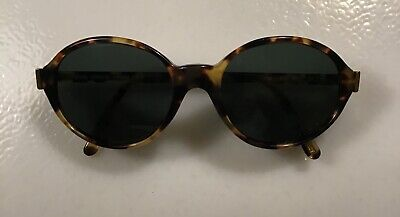AUTHENTIC GIANNI VERSACE VINTAGE TORTOISE SUNGLASSES