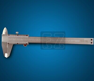 12 Vernier Caliper 0.001 Steel Four Way Measurement