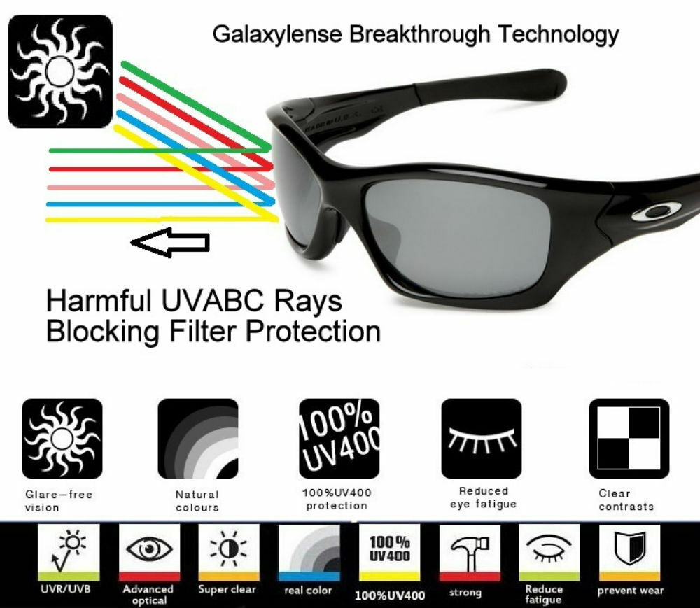 729389e4c5 Galaxy Replacement Lenses Oakley Si Ballistic M Frame 2.0 Z87 Black Yellow  Clear