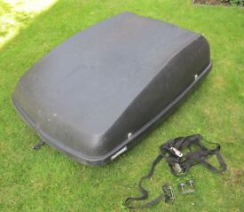 Top Box for car, two keys