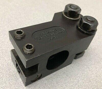 Hardinge Cc-14 Extension Tool Holder W Adjustable Shim For Second Op Lathe