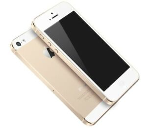 16 gig unlocked gold iPhone 5s