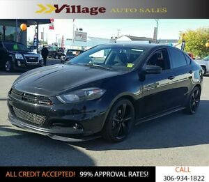 2015 Dodge Dart SXT Back-up Camera, Sirius Radio, Bluetooth,...