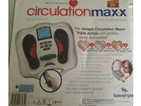 Circulation Maxx Blood Booster with Remote Control and Infrared