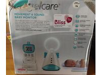 Movement & Sound Baby Monitor.