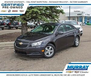2014 Chevrolet Cruze 2LT *Turbo *Leather *Bluetooth