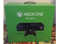 Xbox One 500GB or Xbox One Games/Accessories