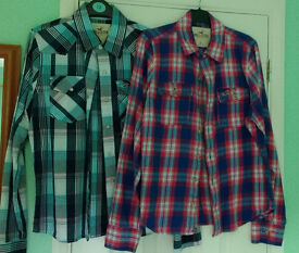 Holister men's shirts size small