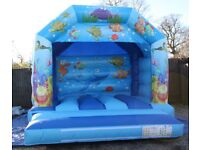 UNDER THE SEA BOUNCY CASTLE for hire / Popcorn & Candy Floss / Hot Dogs + more / Essex & London