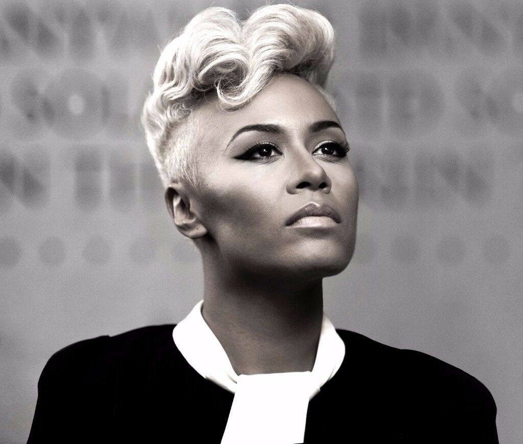 EMELI SANDE TICKETS O2 LONDON 2 TICKETS WED 18TH OCTOBER BLOCK 403 ROW A SEATS 512+513 OFFERS ?