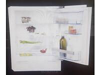 AEG Built in under counter refrigerator