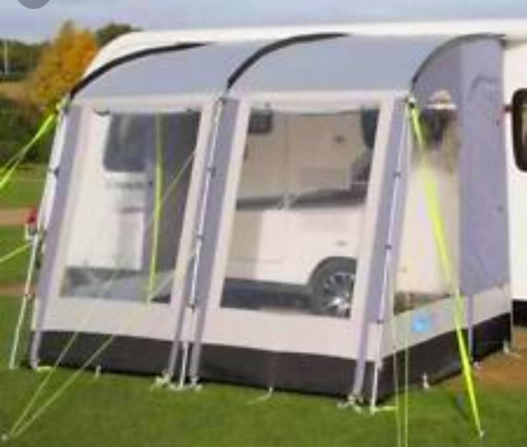Kampa rapid air 260 caravan awning tent pop up
