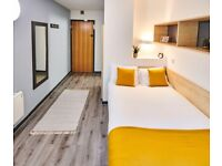 STUDENT ROOMS TO RENT IN LIVERPOOL.LUXURY EN-SUITE WITH PRIVATE ROOM, BATHROOM,LOUNGE AND STUDY AREA