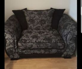 Cuddle large arm chair for sale