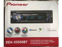 Pioneer Deh-X5500BT