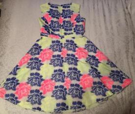 Daisy may dress