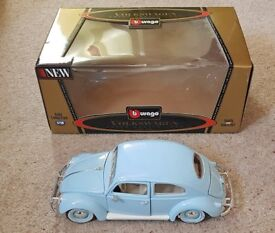 Diecast Model VW Beetle Cars - great condition - including Herbie - various sizes