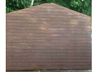 Garden Shed 12x10 Foot*Tongue and Groove*Dismantled*