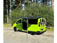 Campervan Renault Trafic Sport, manual, 5 seats, 2 berth
