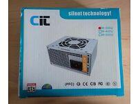 Power Supply - CiT 300W Micro Atx PSU M-300U
