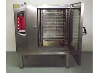 Used Angelo Po 12 Grid Steam Combi Oven Hire/Buy over 4 Months using Easy Payments