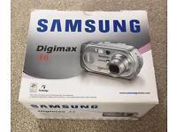 Samsung digital camera Digimax A6