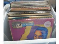 JOB LOT of OVER 100 x 12 Inch SINGLES FOR SALE £50