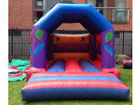 Commercial Grade Bouncy Castle - 10x13ft - no blower included but can supply - No Offers