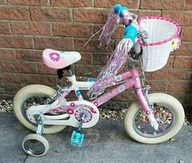 Giant Puddin girls 12inch wheel bike