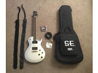 PRS Tremonti SE guitar, 120 Watt Crate amp and accessories. Cash and Collection/drop off only.