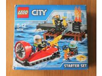 Lego City - Fire Starter Set - 60106
