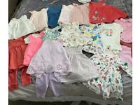 0-3 month summer baby bundle ono