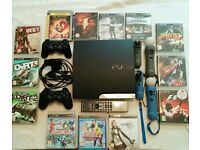 Ps3 slim model CECH-2503B 320gb