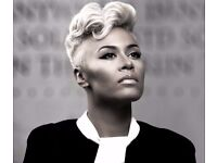 Emeli Sande Tickets - Thursday 19th 4x STANDING TICKETS