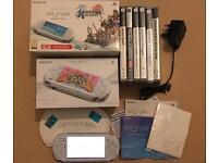PSP 3000 Special Edition Disssidia