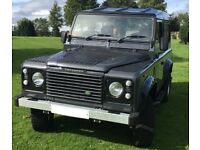 1992 Land Rover Defender 2.5 TDI - Re-built on GALVANISED CHASSIS