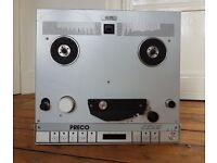 Preco F500 (Schlumberger / Digitec) Ex BBC Professional Broadcast Reel To Reel Recorder