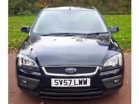 2007 FORD FOCUS 1.8 TDCI ZETEC CLIMATE 5dr with 68,523 MILES FSH