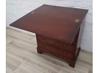 Regency Style Writing Chest (DELIVERY AVAILABLE FOR THIS ITEM OF FURNITURE)