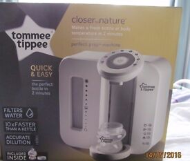 Tommee Tippee Perfect Prep Brand new in box